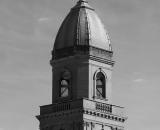 Lewiston-city-hall-tower_B-W 01023
