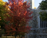 The Chapel in Autumn