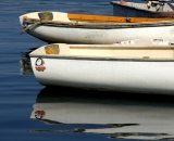 Dinghies and reflections