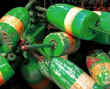 green-and-orange-lobster-bouys_COS 111
