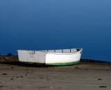 skiff-on-shore-at-edge-of-water-at-Pine-Point_COS 239