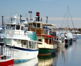 lobster-and-tourist-boats-at-wharf-in-Portland-Harbor_12005