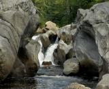 Swift River Falls in Roxbury, Maine - 2