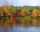 kayaker-at-dawn-on-Bog-brook_DSC00245