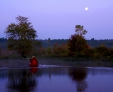 kayaker-with-moon-at-dawn-on-Bog-Brook_DSC00144