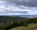 Mooselookmeguntic Lake from Heightof Land - 02
