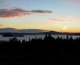 Rangeley Lake at Sunset - 02