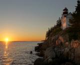 Bass-Harbor-Lighthouse-at-sunset_DSC09722