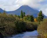 Baxter-State-Park-mountain-stream-and-clouds_DSC00092
