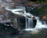 Shahola Falls on Shahola Stream - 02