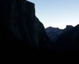 El-Capitan-and-Half-Dome-silhouette-at-dawn_DSC07488